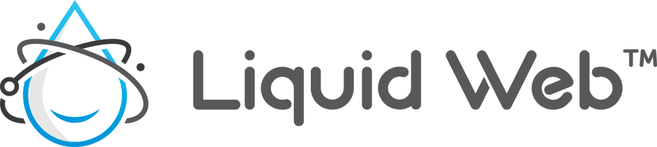 Liquid web logo 2017